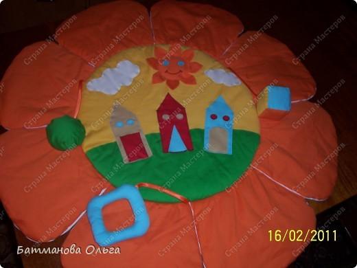 развивающий коврик фото 2