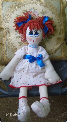 Кукла Бусинка! фото 1