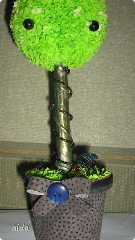 вот оно - мое первое деревце... фото 6