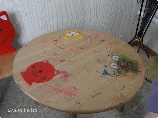 Таким столик получился! фото 2