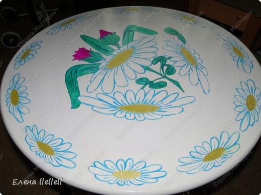 Таким столик получился! фото 1