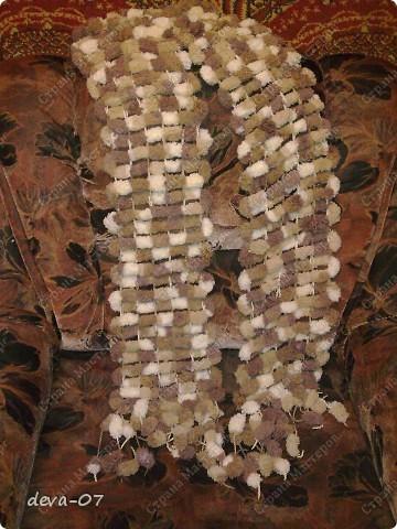 шарфики гирлянды фото 2