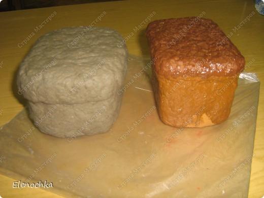 Лепка хлеба фото 6