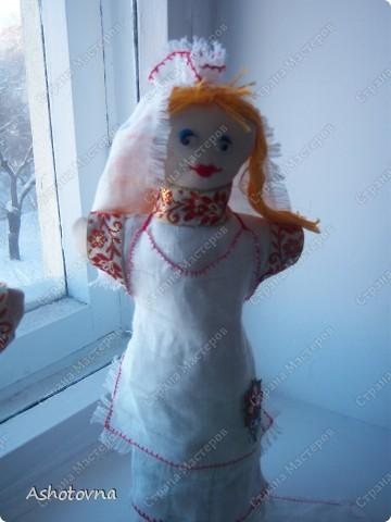 куклы на шампанское фото 2