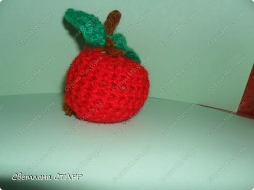 Моё яблочко!