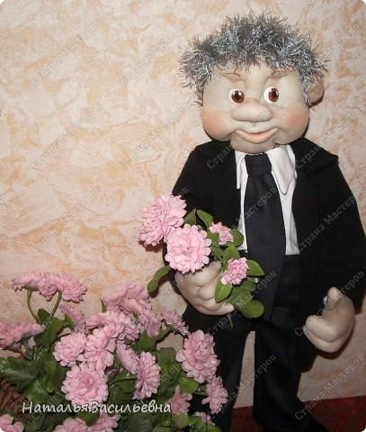 Михаил к встрече с невестой готов :)