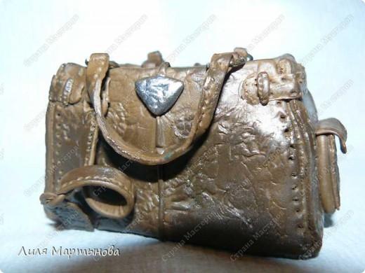 Мини сумочка фото 1