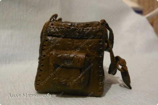 Мини сумочка фото 3