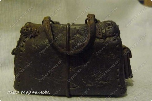 Мини сумочка фото 4