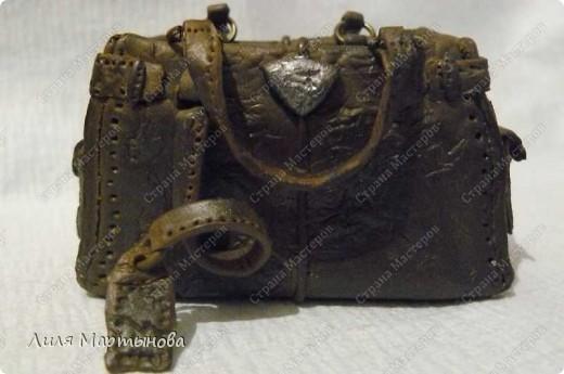 Мини сумочка фото 6