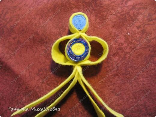 Даю обещанный МК. Эта куколка распространена в северном Прикамье у народов коми-зырян и манси.  фото 10