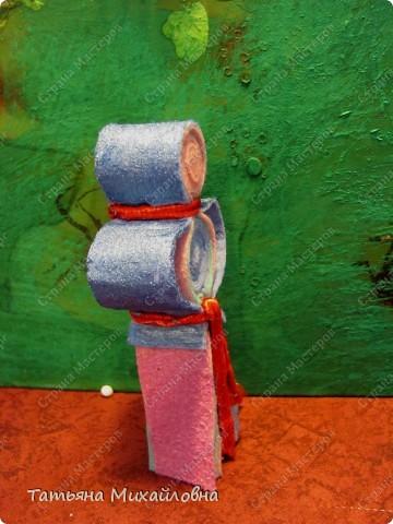Даю обещанный МК. Эта куколка распространена в северном Прикамье у народов коми-зырян и манси.  фото 11
