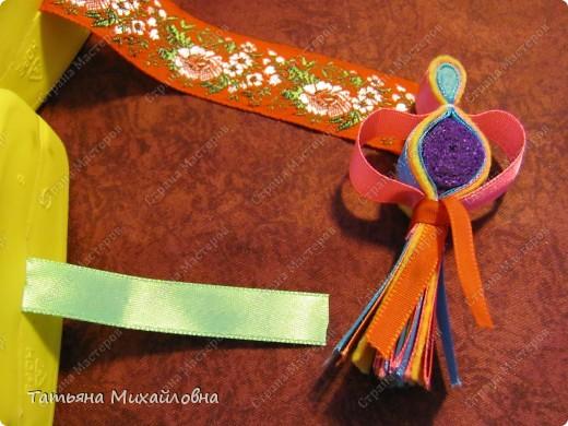 Даю обещанный МК. Эта куколка распространена в северном Прикамье у народов коми-зырян и манси.  фото 14