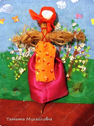 """Вот мои красавицы!  Масленица -  древний языческий праздник до крещения Руси был привязан ко дню весеннего равноденствия (20 или 21 марта).  Это был славянский Новый год- проводы зимы и встреча весны.              Праздник напрямую был связан с поклонением Солнцу, дающему жизнь и силы всему живому. Именно в честь солнца пекли блины, и блин по сути стал символом солнышка: желтый, круглый, горячий. Славяне верили, то вместе с блином они съедают частичку его тепла и могущества.  С введением христианства масленицу, как и многие другие древнеславянские праздники, """"привязали"""" к Пасхе Праздновать   стали в последнюю неделю перед Великим постом, поэтому теперь в разные года Масленица выпадает на разные дни. фото 2"""