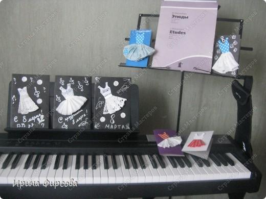 Огромное спасибо Стране Мастеров: открытки к празднику 8 марта! фото 8