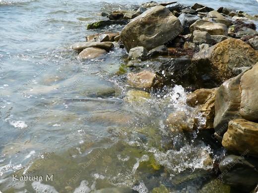 Анапа. Вид на городской пляж с набережной фото 13
