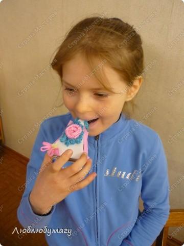 Кусочек слоёного тортика фото 10