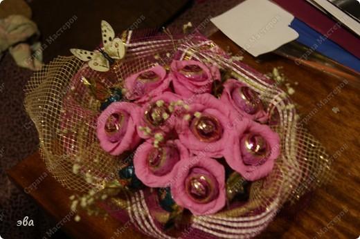 вот такие сладкие подарки я приготовила к 8 марта фото 1