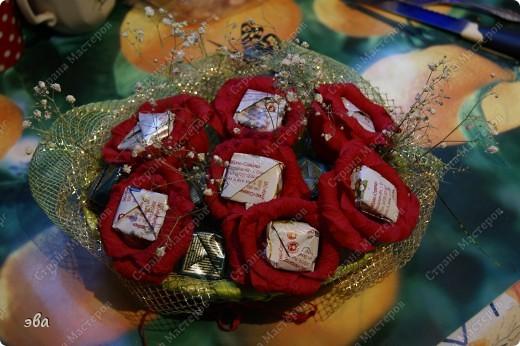 вот такие сладкие подарки я приготовила к 8 марта фото 2