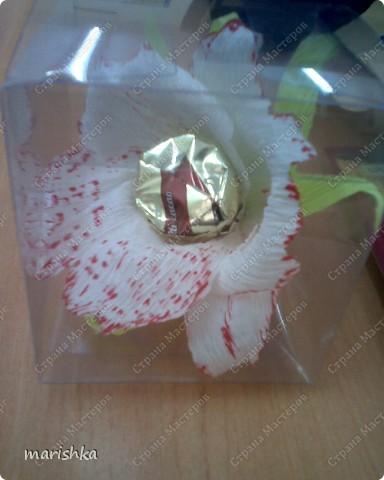 Что-то мне очень захотелось сделать бутоньерки с бонбоньерками.  фото 8