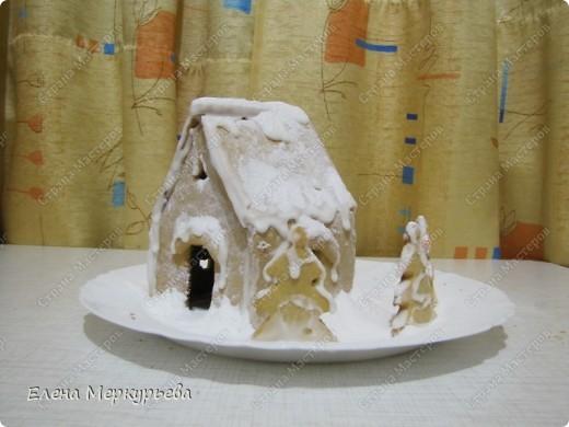 Пряничный домик фото 1