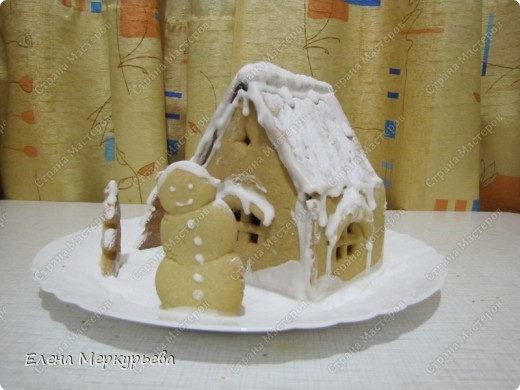 Пряничный домик фото 2