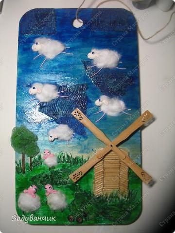 Плыли по небу барашки)))  фото 2