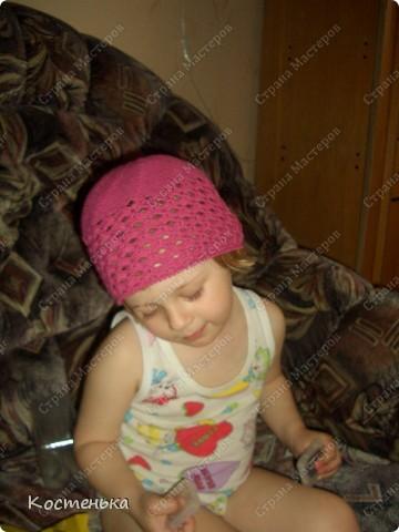 Шапочки для доченьки-2 фото 6