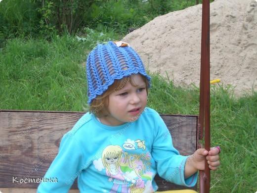 Шапочки для доченьки-2 фото 7