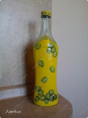 бутылка для оливкового масла фото 1