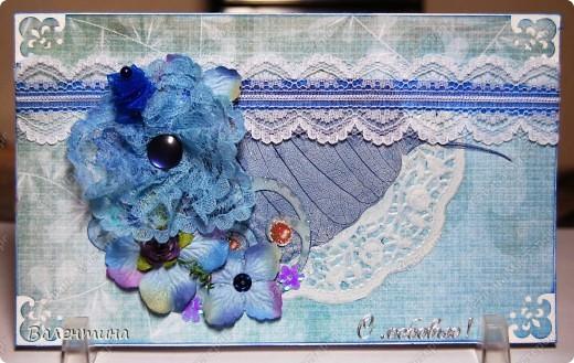 Открыток много, так что приготовьтесь)))) Эта открытка для моей подруги на День рождения))) фото 12