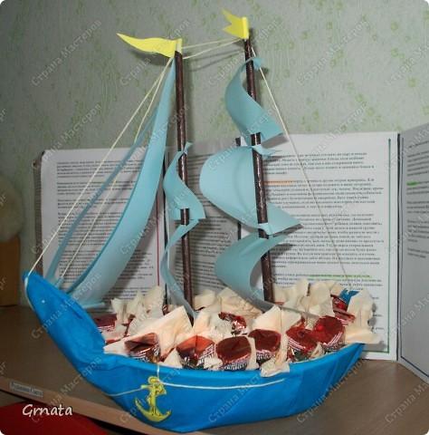 Корабль   Страна Мастеров: http://stranamasterov.ru/node/162918