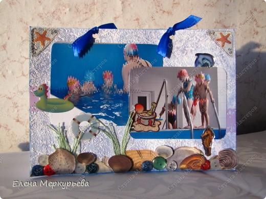 """открытка """"Маленькие рыбки"""" фото 2"""