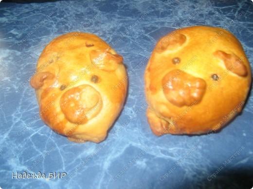 Пирожки с мясом из дрожжевого теста фото 2