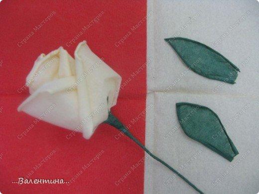 Мастер-класс Мастер-класс розы из бумажных салфеток Салфетки фото 26