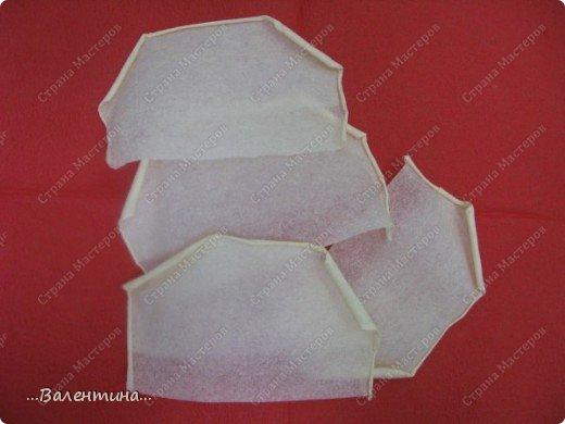 Мастер-класс Мастер-класс розы из бумажных салфеток Салфетки фото 7
