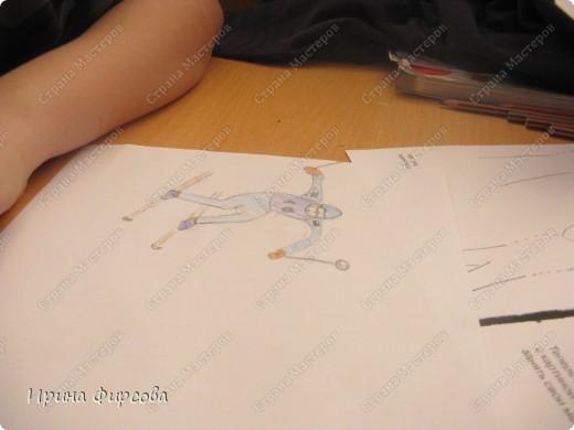 Урок рисования Аппликация Рисование и живопись ИЗО 6 класс Портрет По программе Б М Неменского Бумага Карандаш Картон Пластилин фото 7