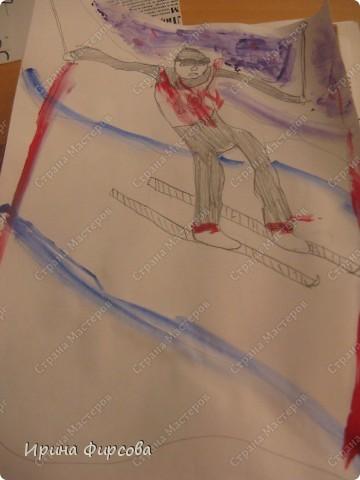 Урок рисования Аппликация Рисование и живопись ИЗО 6 класс Портрет По программе Б М Неменского Бумага Карандаш Картон Пластилин фото 10
