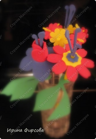 Собери букет цветов. фото 4