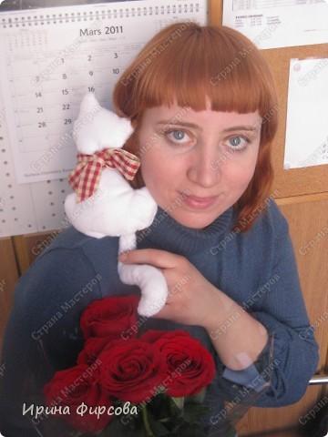 Подарок Русланы на 8 марта, ученицы 7 класса. Её работы можно увидеть вот здесь: http://stranamasterov.ru/node/159521    фото 17