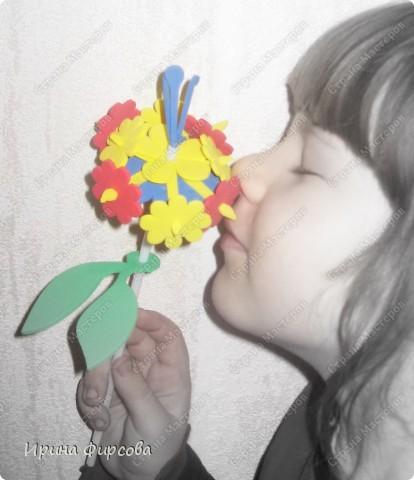 Собери букет цветов. фото 1