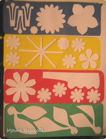 Собери букет цветов. фото 5