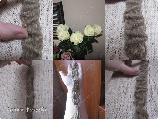 Подарок Русланы на 8 марта, ученицы 7 класса. Её работы можно увидеть вот здесь: http://stranamasterov.ru/node/159521    фото 15
