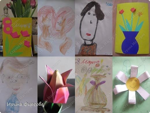 Подарок Русланы на 8 марта, ученицы 7 класса. Её работы можно увидеть вот здесь: http://stranamasterov.ru/node/159521    фото 13
