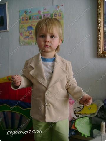 костюмчик для сынули фото 9