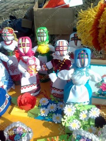 Это работы кружковцев, выставленные на продажу на праздник масленицы.  фото 3