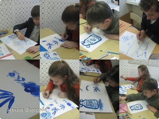 И живопись изо 5 класс искусство