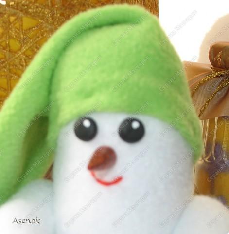 На улице весна, а у меня снеговик! фото 4
