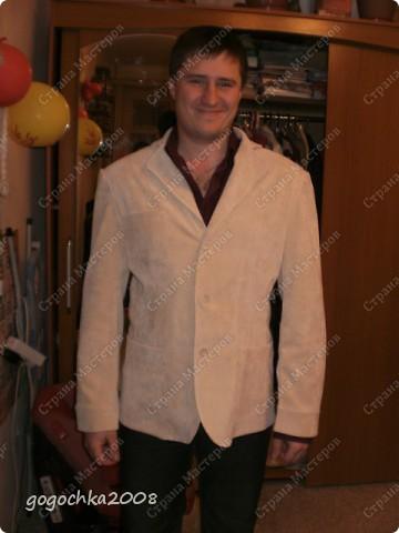 костюмчик для сынули фото 10