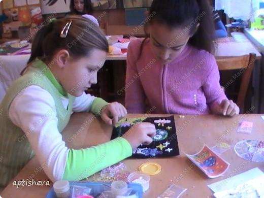 Коллективная работа кружковцев Куруч Анны и Берестенко Екатерины, 4 класс фото 2